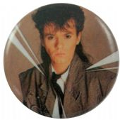 Duran Duran - 'Roger Taylor Brown' Button Badge